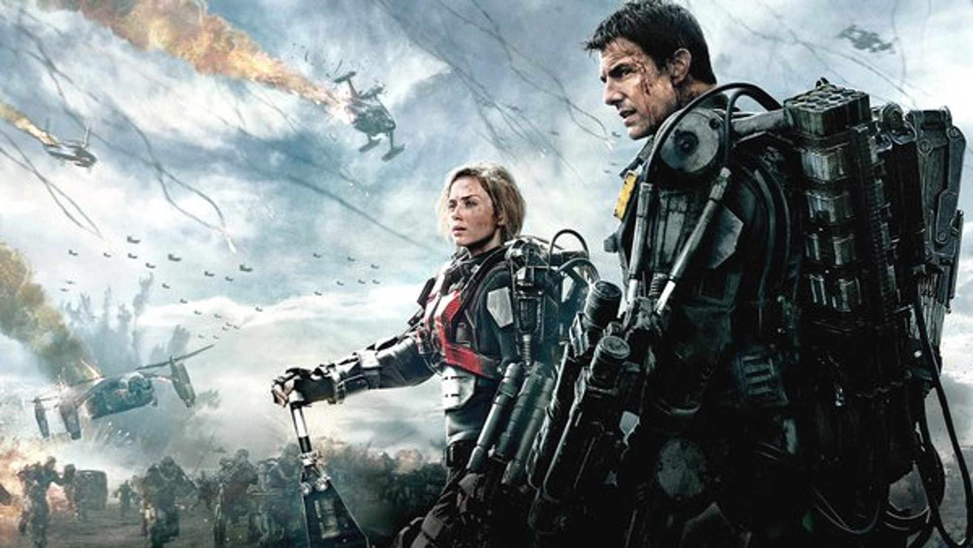 Review Edge of Tomorrow